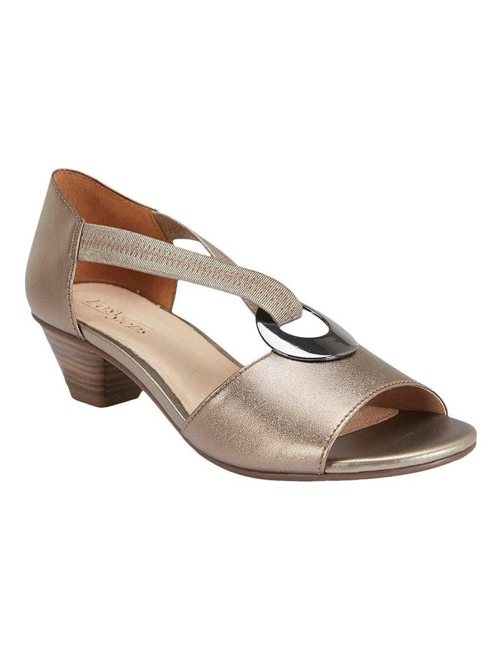 Praise Pewter Metallic Sandal image 2