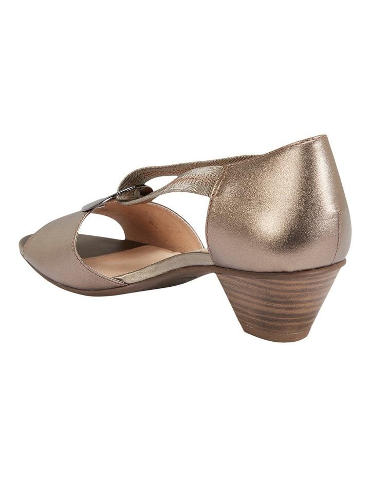 Praise Pewter Metallic Sandal image 3
