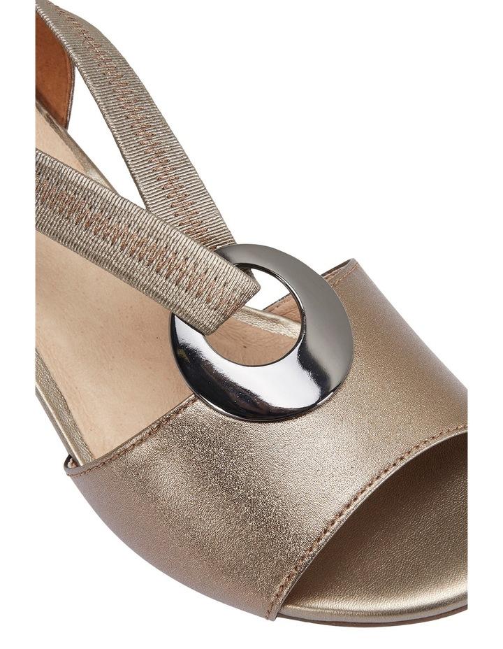 Praise Pewter Metallic Sandal image 4