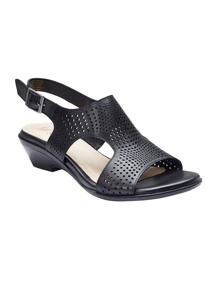 Carrie Black Glove Sandal image 3
