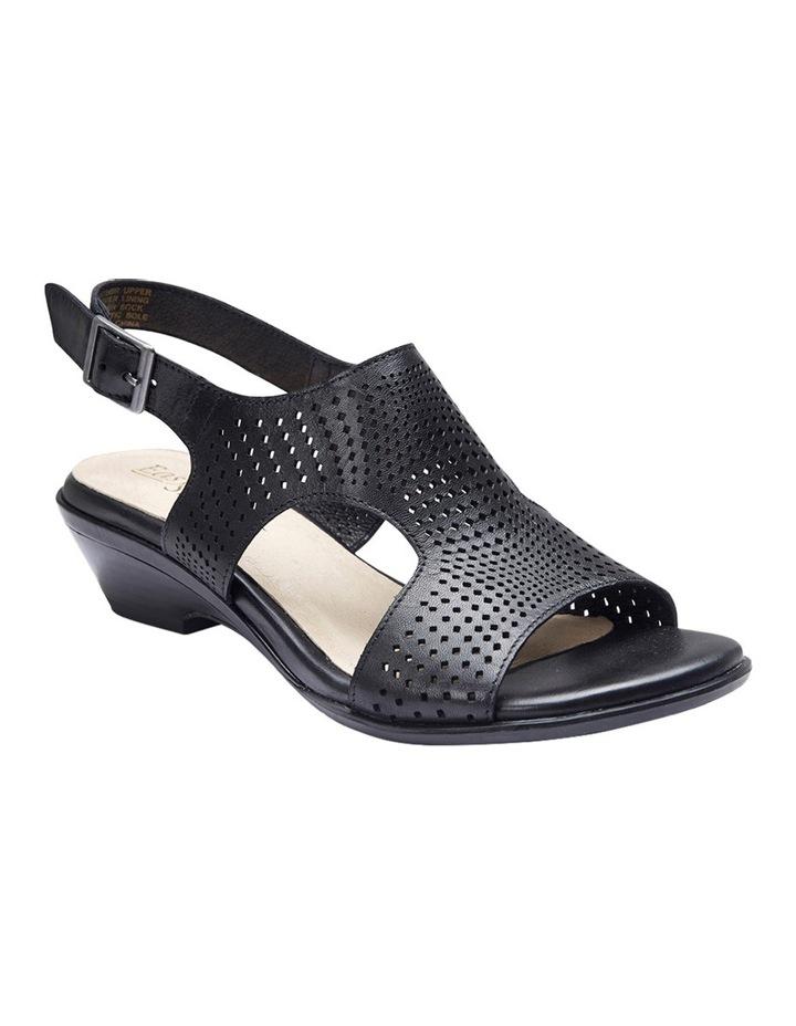 Carrie Black Glove Sandal image 2