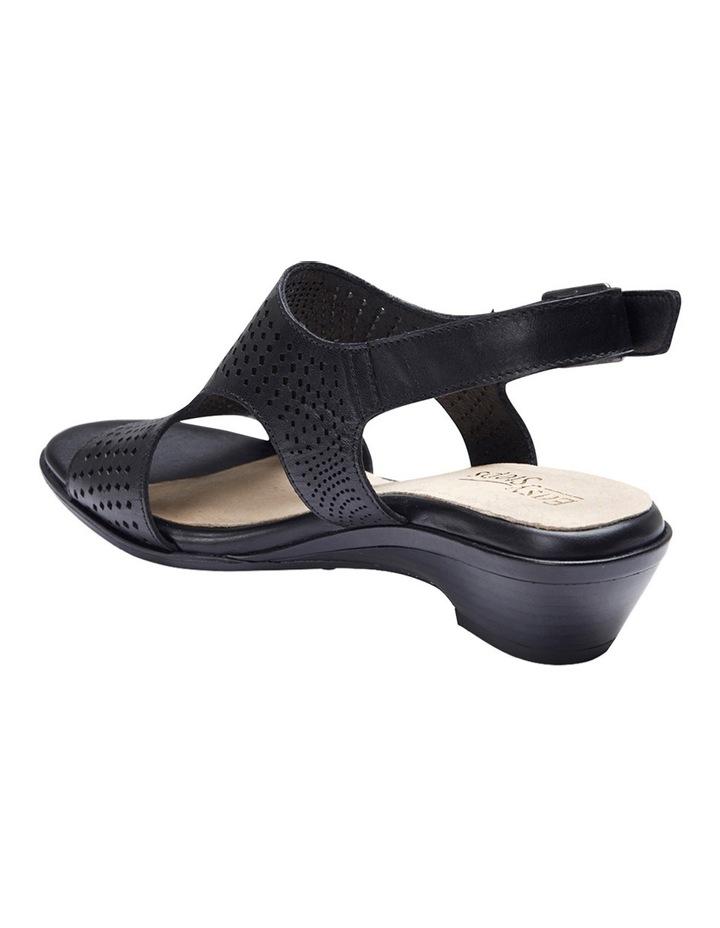 Carrie Black Glove Sandal image 6