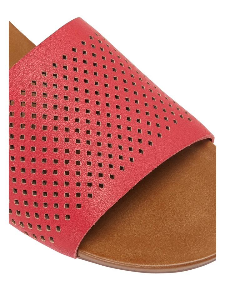 Aztec Red Glove Sandal image 5