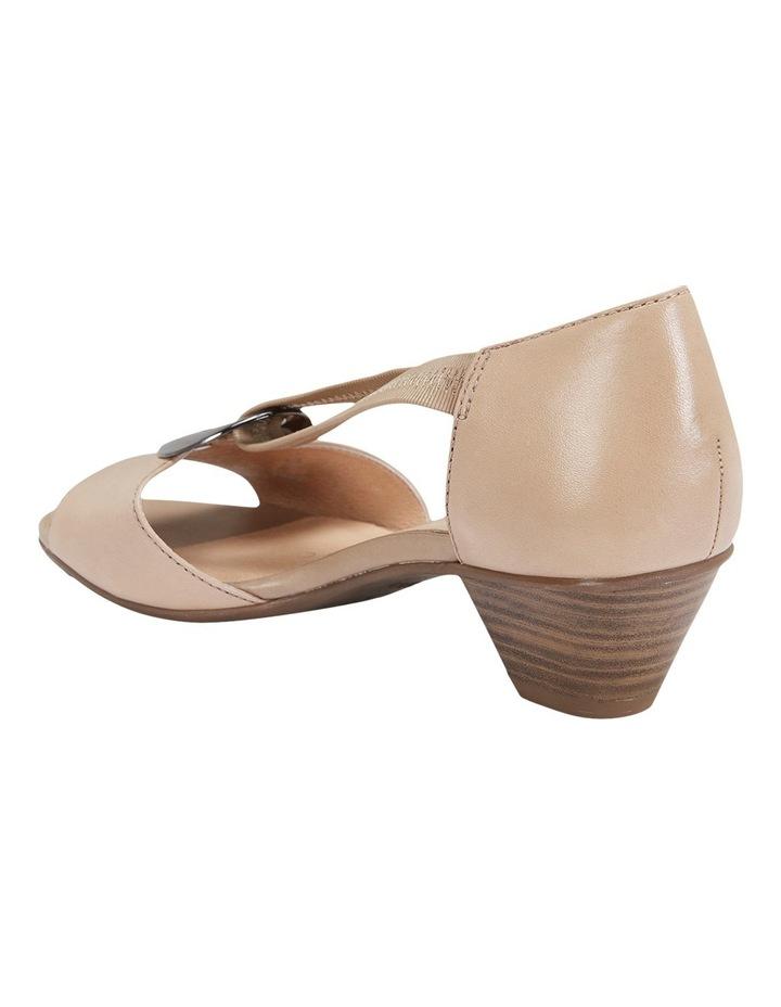 Praise Nude Glove Sandal image 3