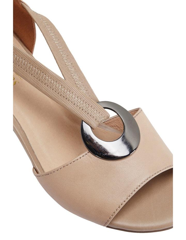 Praise Nude Glove Sandal image 4