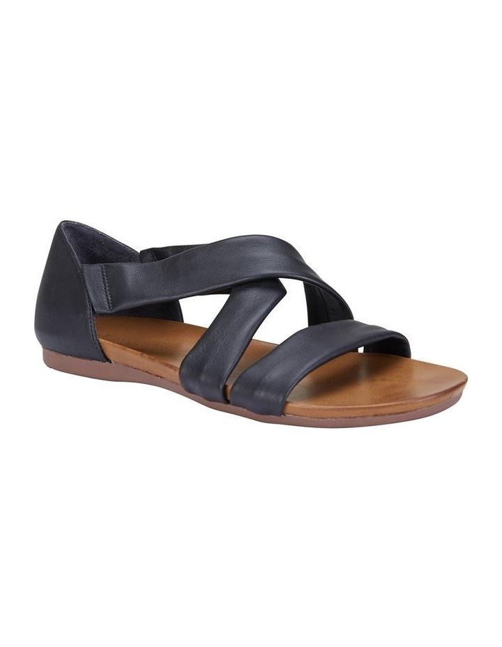 Abel Black Glove Sandal image 2