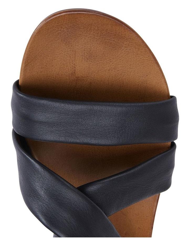 Abel Black Glove Sandal image 7