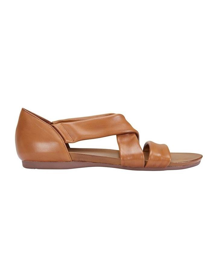 Abel Cognac Glove Sandal image 1