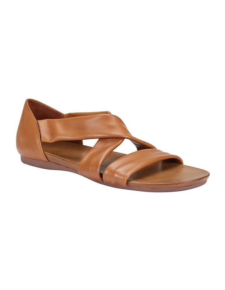 Abel Cognac Glove Sandal image 2