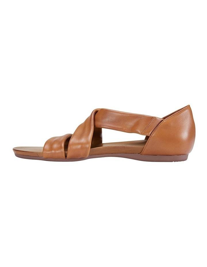 Abel Cognac Glove Sandal image 3