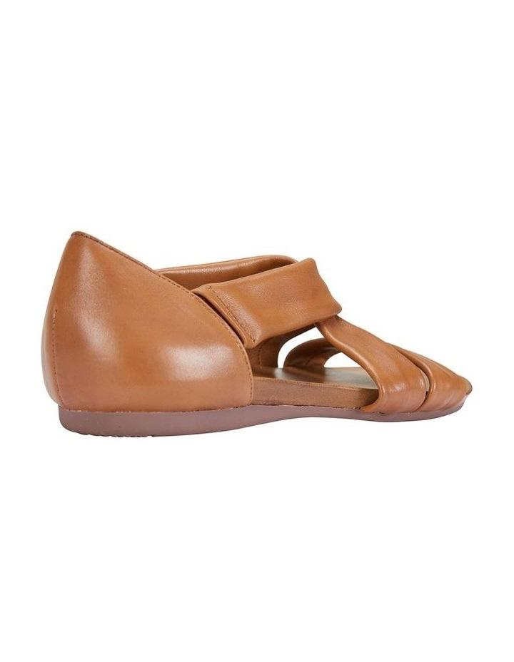 Abel Cognac Glove Sandal image 4