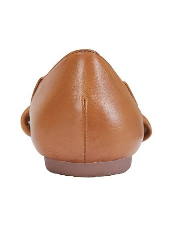 Abel Cognac Glove Sandal image 5