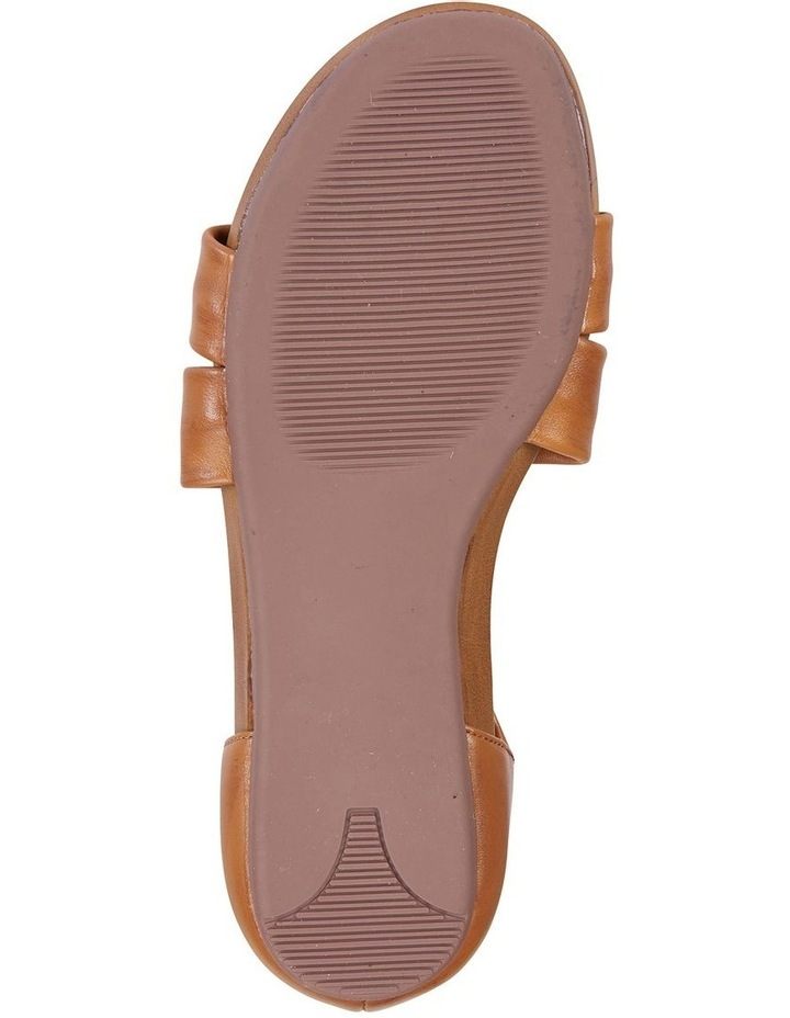 Abel Cognac Glove Sandal image 6