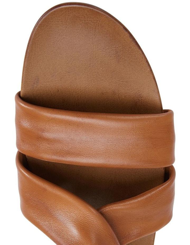 Abel Cognac Glove Sandal image 7