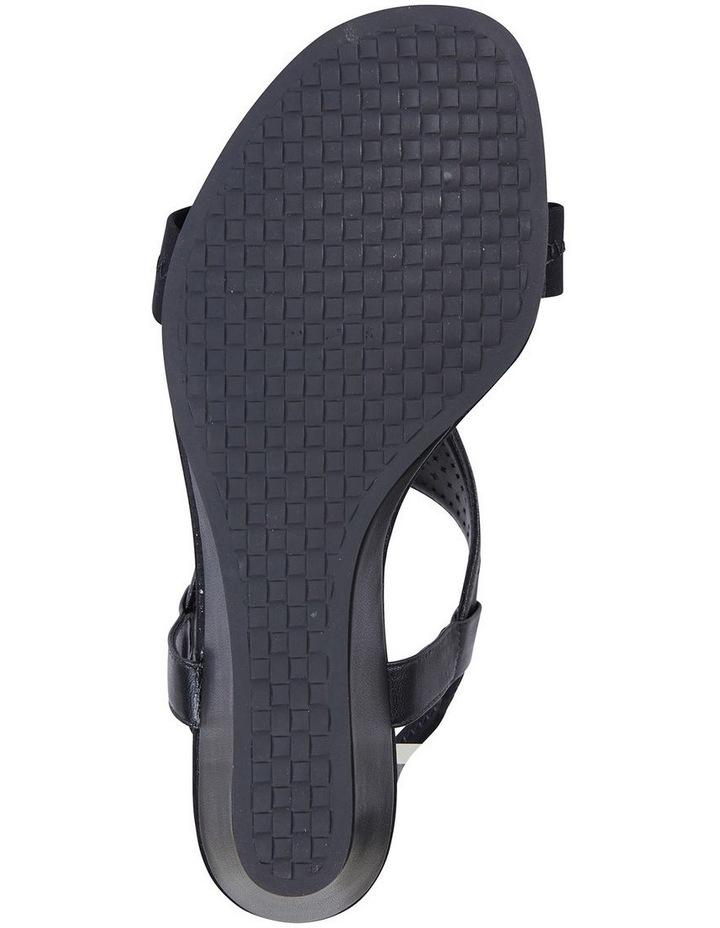 Casino Black Glove Sandal image 6