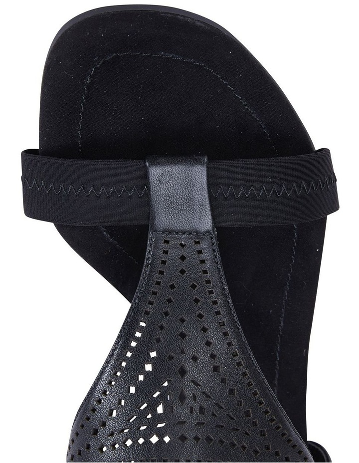 Casino Black Glove Sandal image 7