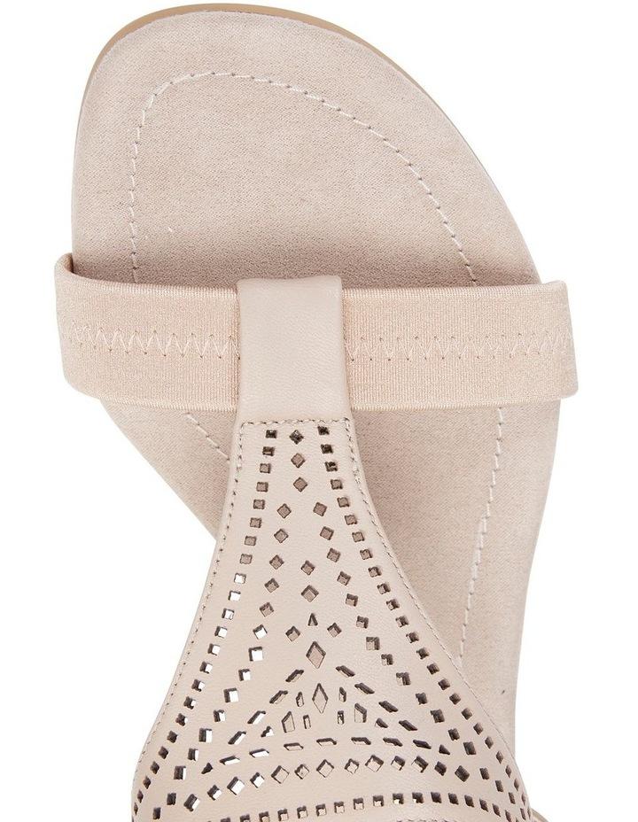 Casino Nude Glove Sandal image 7