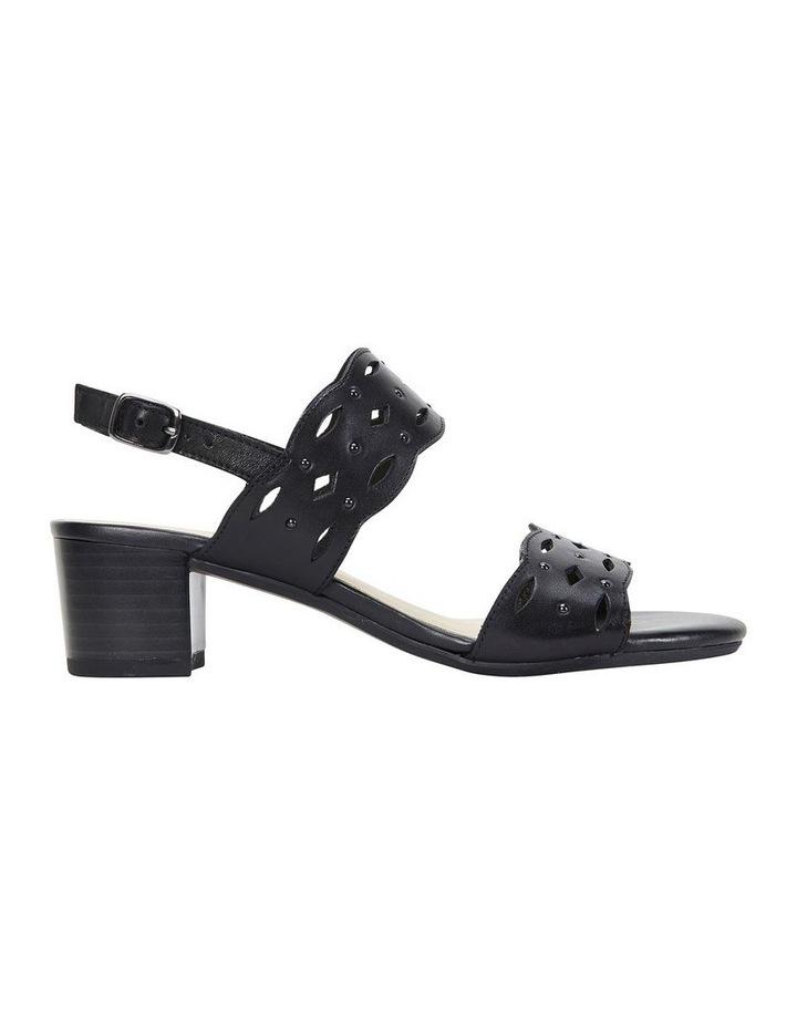 Debut Black Glove Sandal image 1