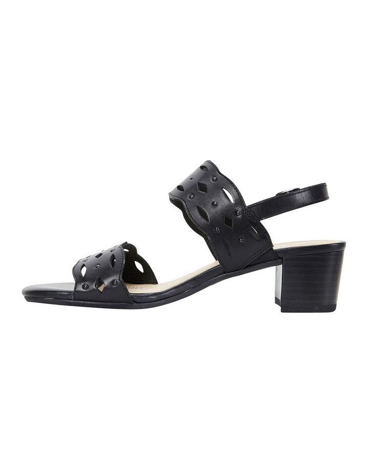 Debut Black Glove Sandal image 3