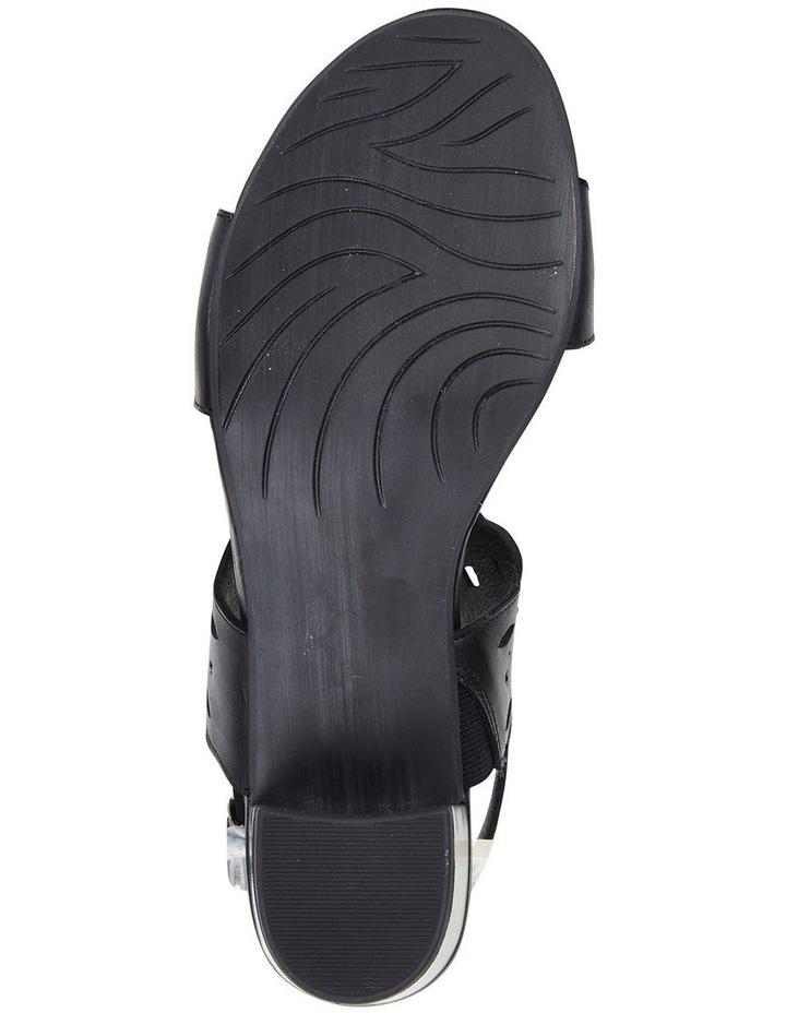 Debut Black Glove Sandal image 6