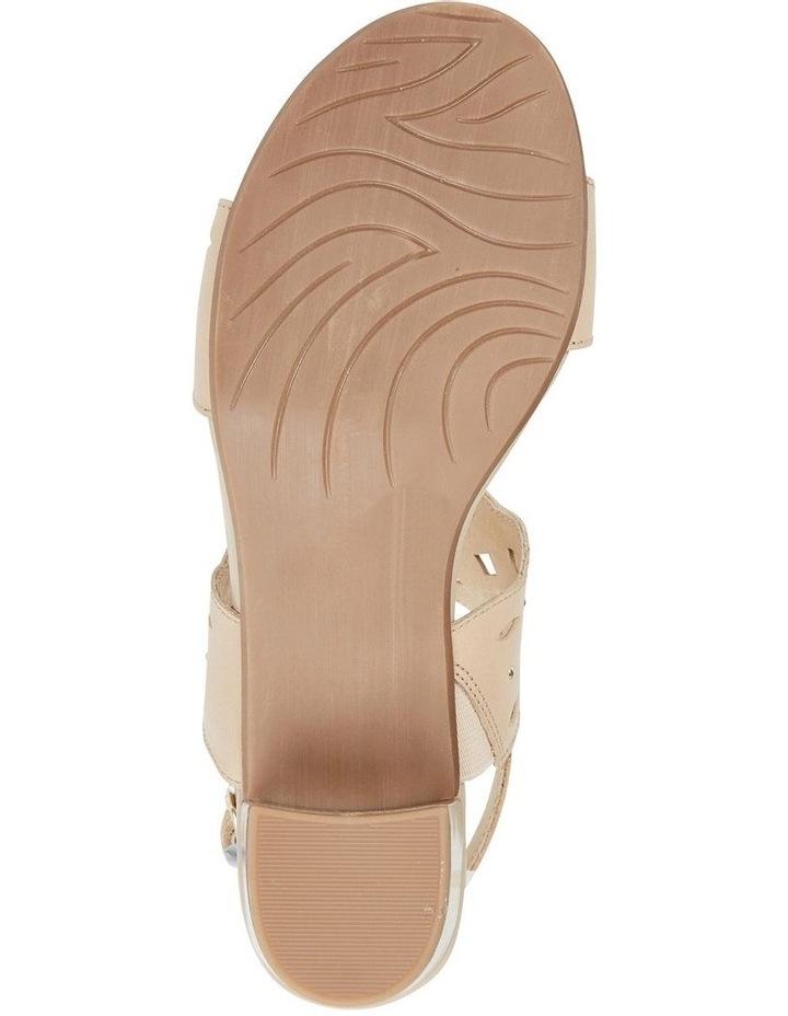 Debut Neutral Glove Sandal image 6