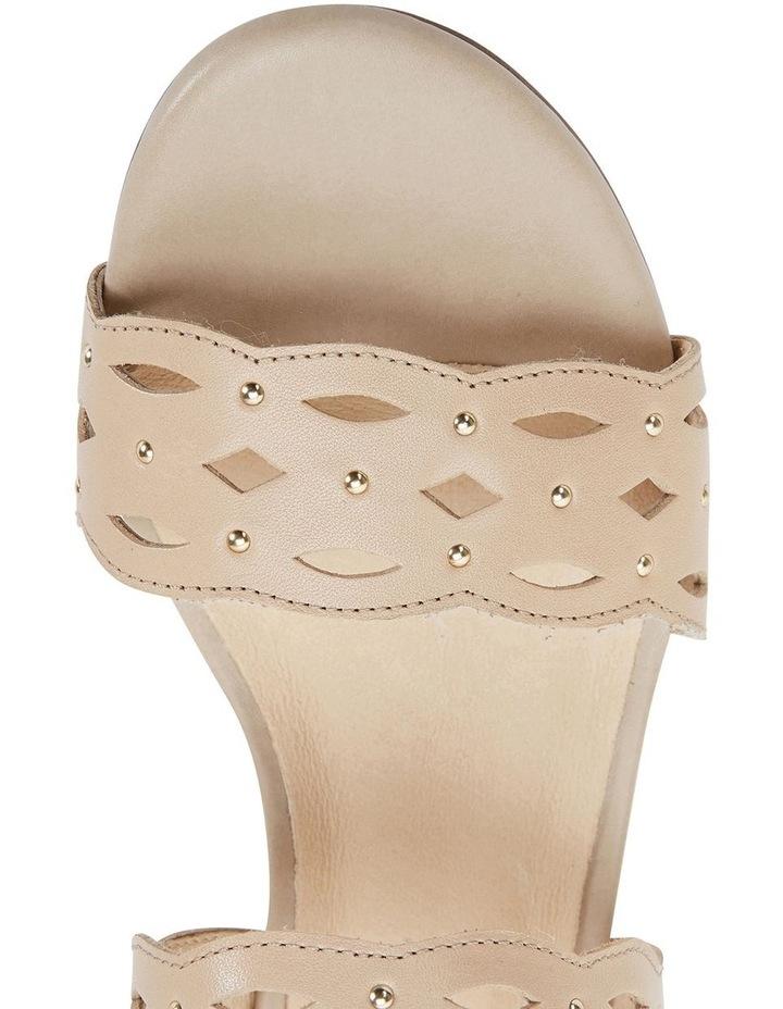 Debut Neutral Glove Sandal image 7
