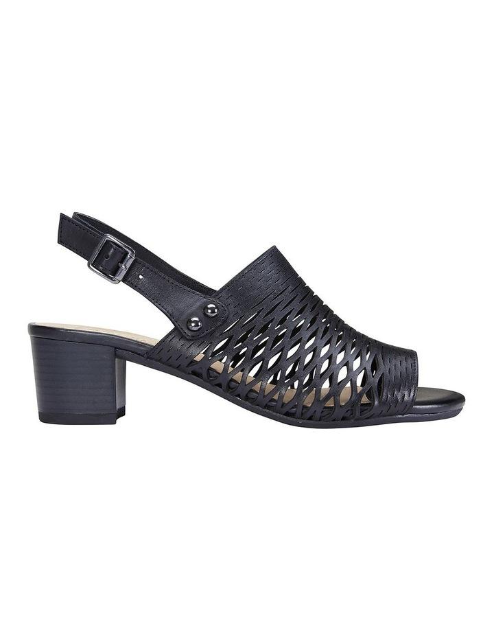 Denise Black Glove Sandal image 1