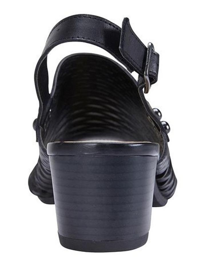 Denise Black Glove Sandal image 5