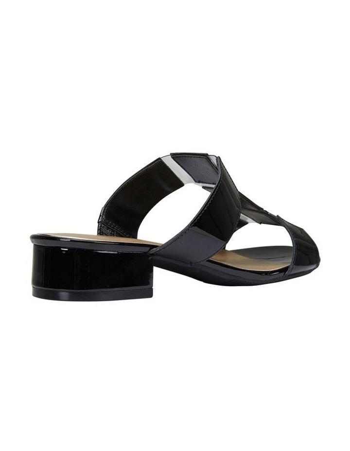 Gigi Black Patent Sandal image 4