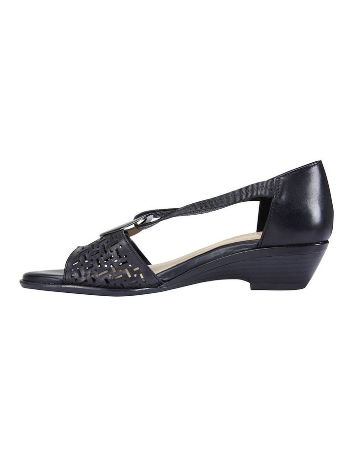 Chime Black Glove Sandal image 3