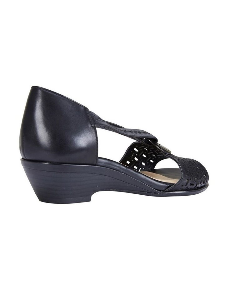 Chime Black Glove Sandal image 4