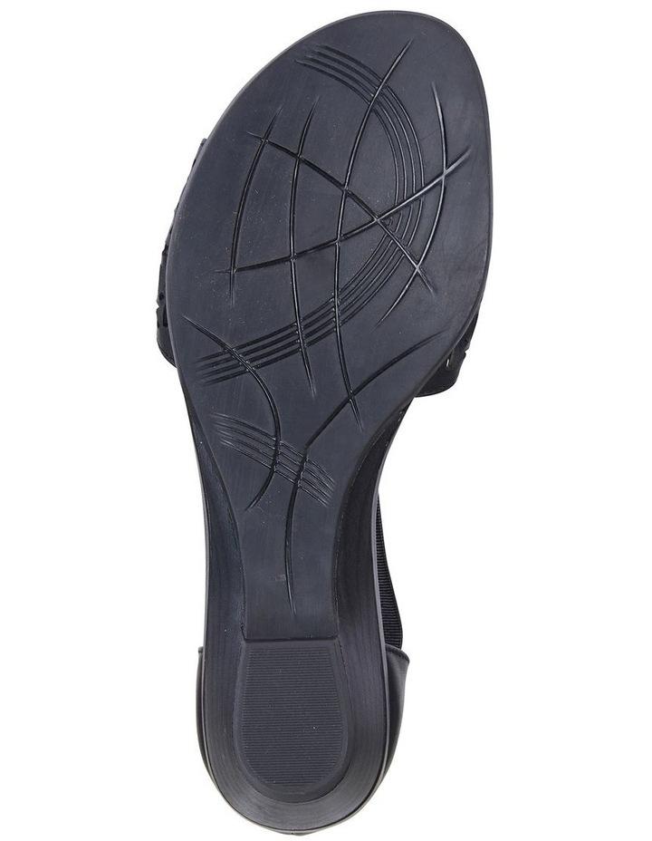 Chime Black Glove Sandal image 6