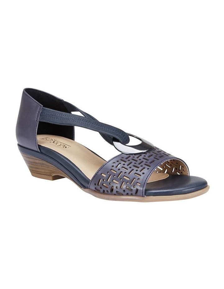 Chime Navy Glove Sandal image 2
