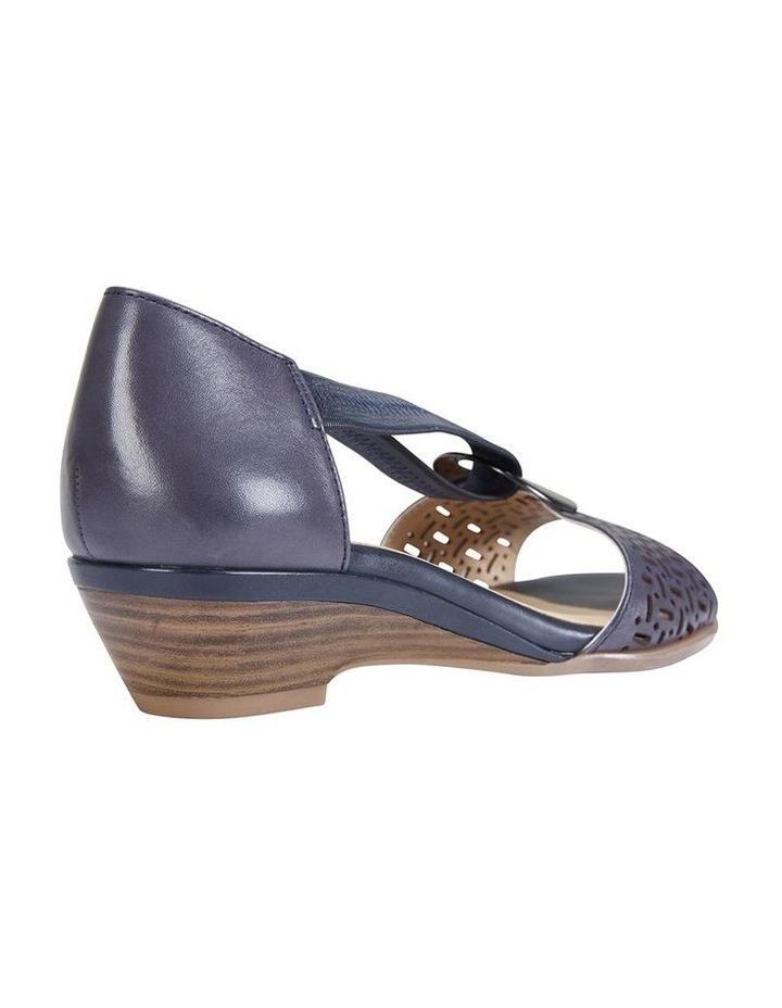 Chime Navy Glove Sandal image 4