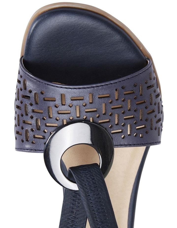 Chime Navy Glove Sandal image 7