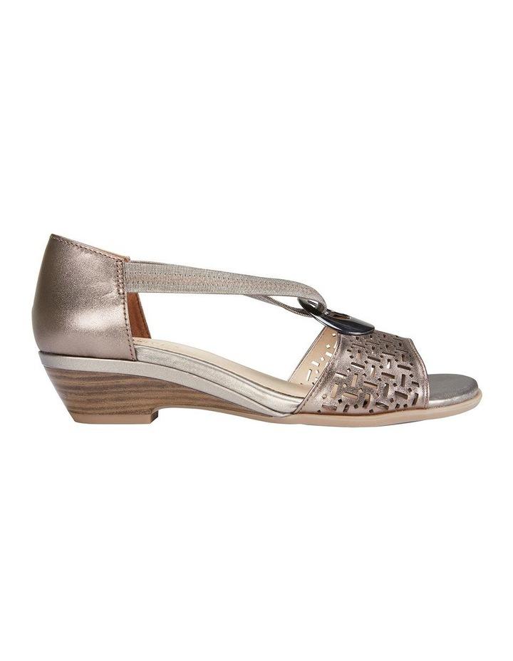 Chime Pewter Metallic Sandal image 1