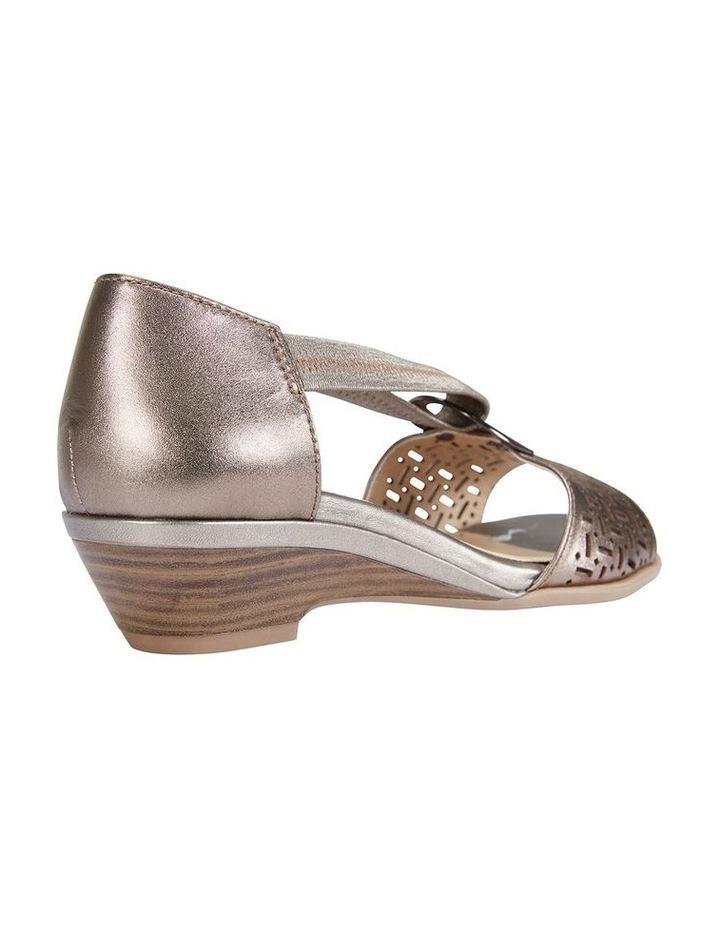 Chime Pewter Metallic Sandal image 4