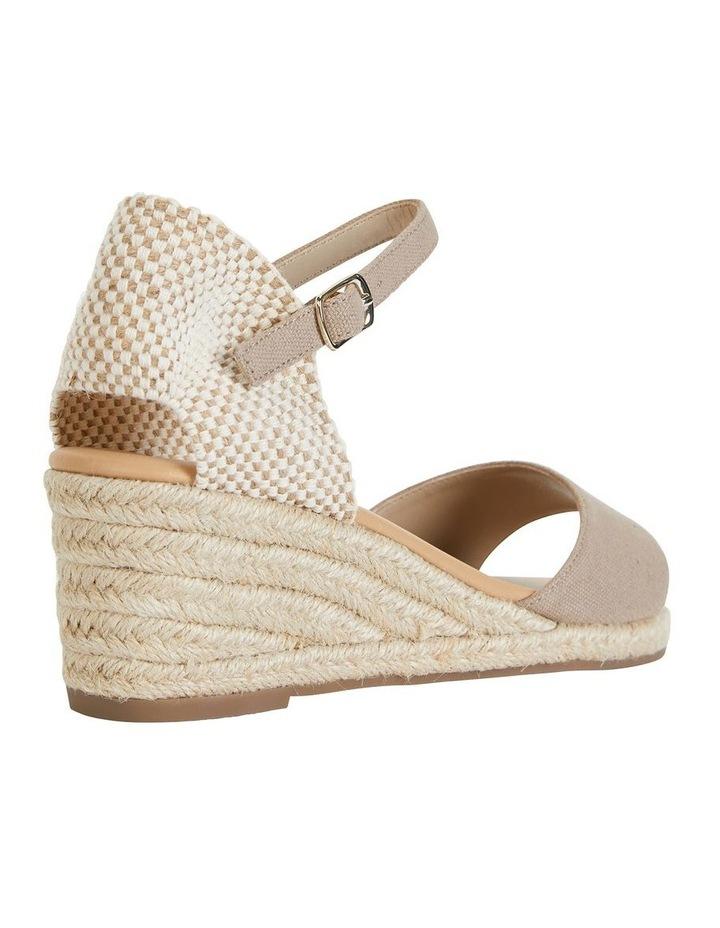Safari Taupe Fabric Sandal image 4