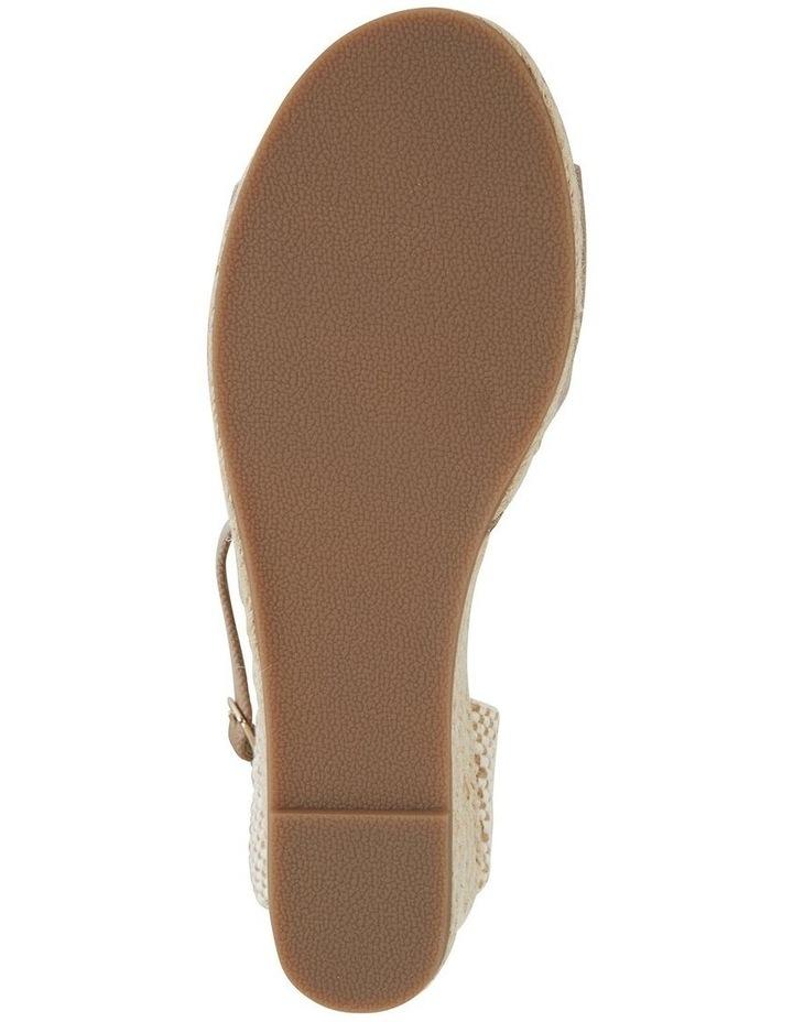 Safari Taupe Fabric Sandal image 5