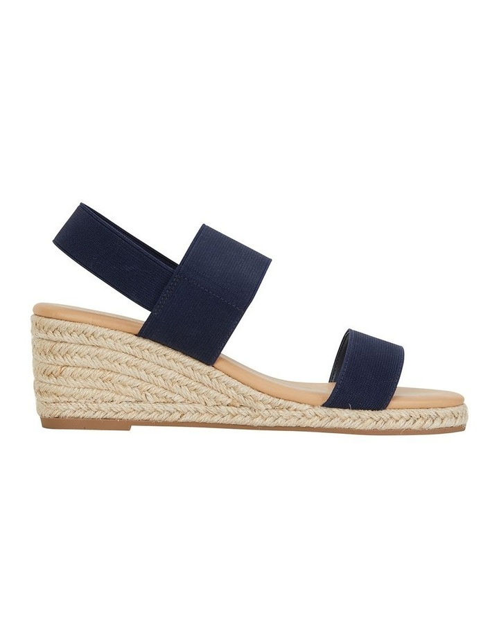 Sail Navy Elastic Sandal image 1