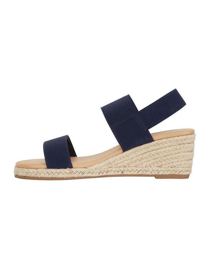 Sail Navy Elastic Sandal image 3