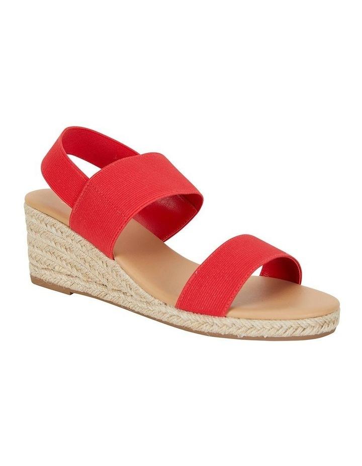 Sail Red Elastic Sandal image 2