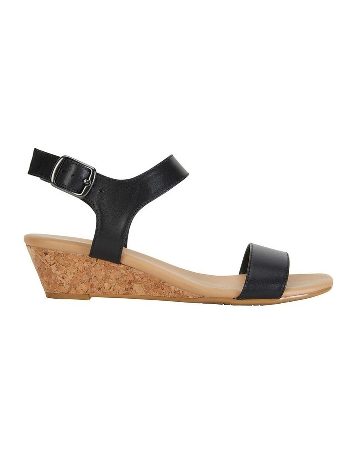 Cable Black Glove Sandal image 1