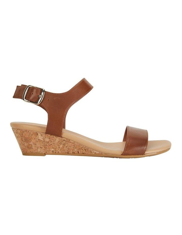 Cable Cognac Glove Sandal image 1