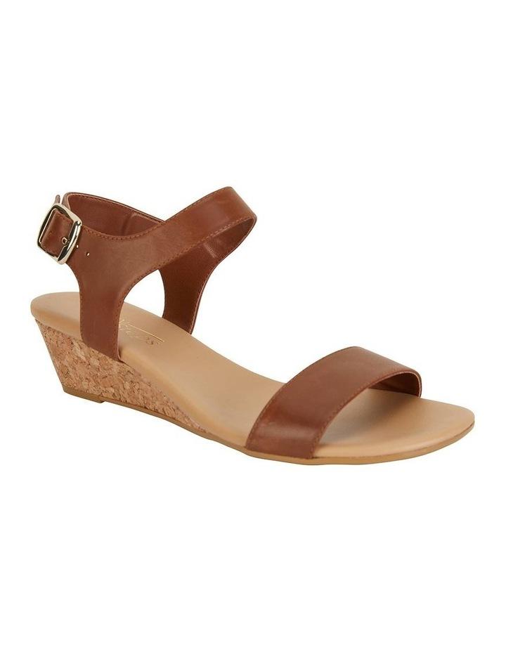 Cable Cognac Glove Sandal image 2