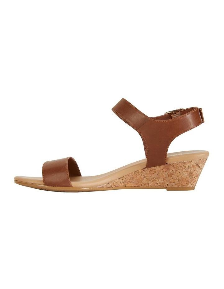 Cable Cognac Glove Sandal image 3