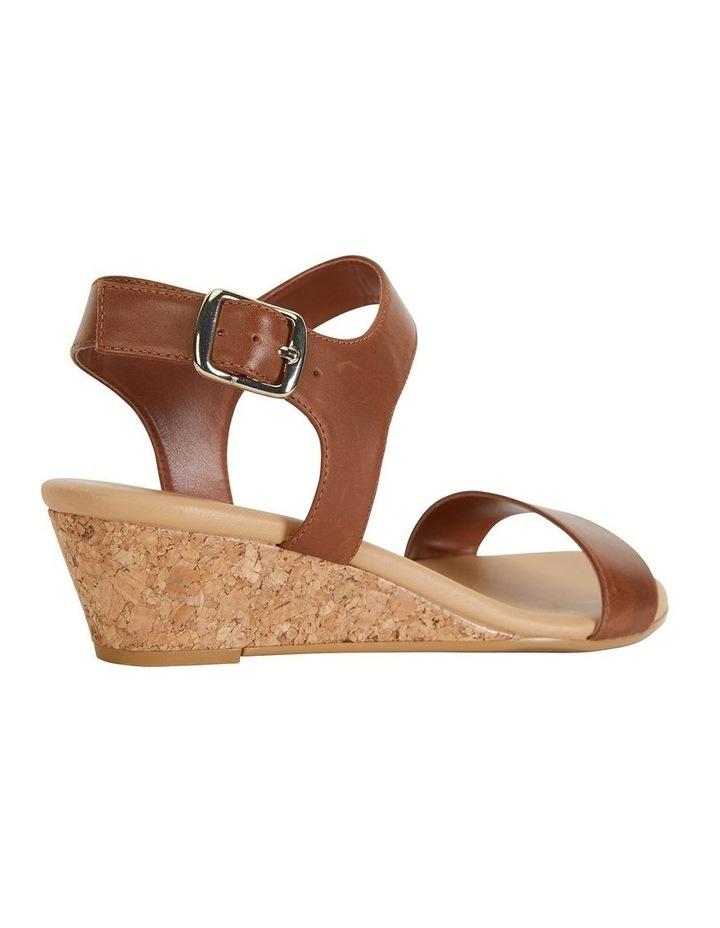Cable Cognac Glove Sandal image 4