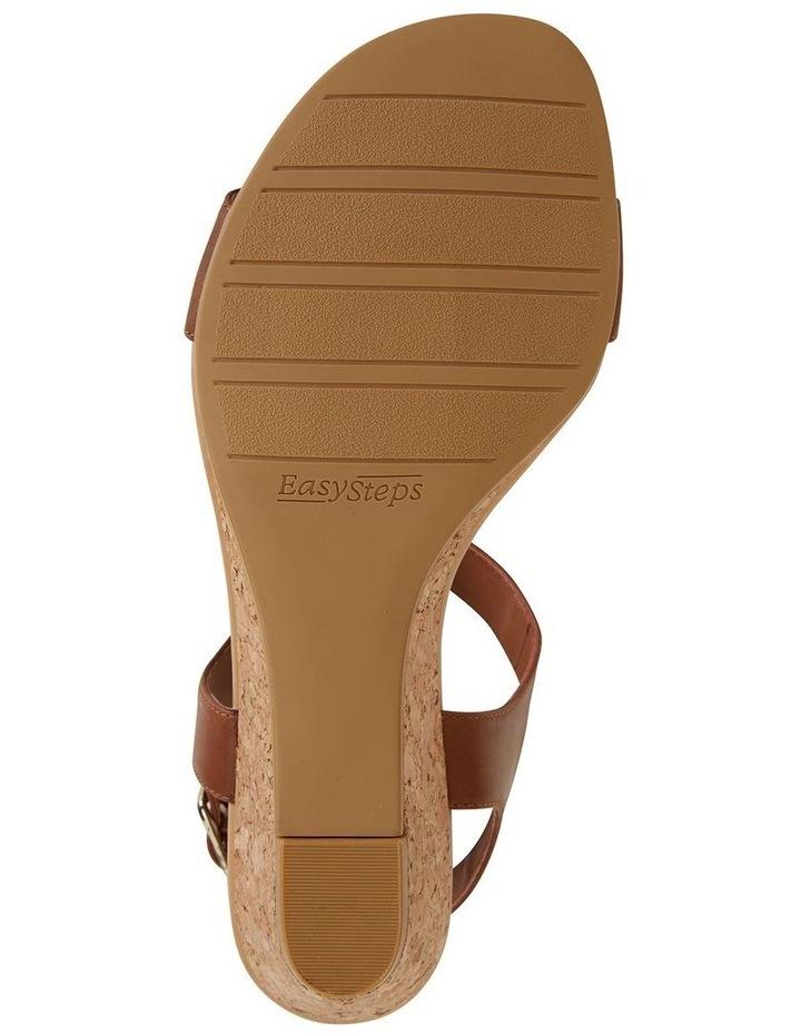 Cable Cognac Glove Sandal image 5
