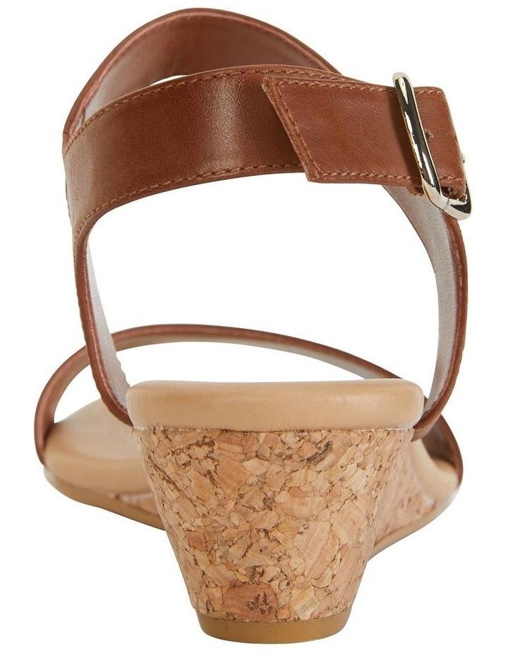 Cable Cognac Glove Sandal image 6