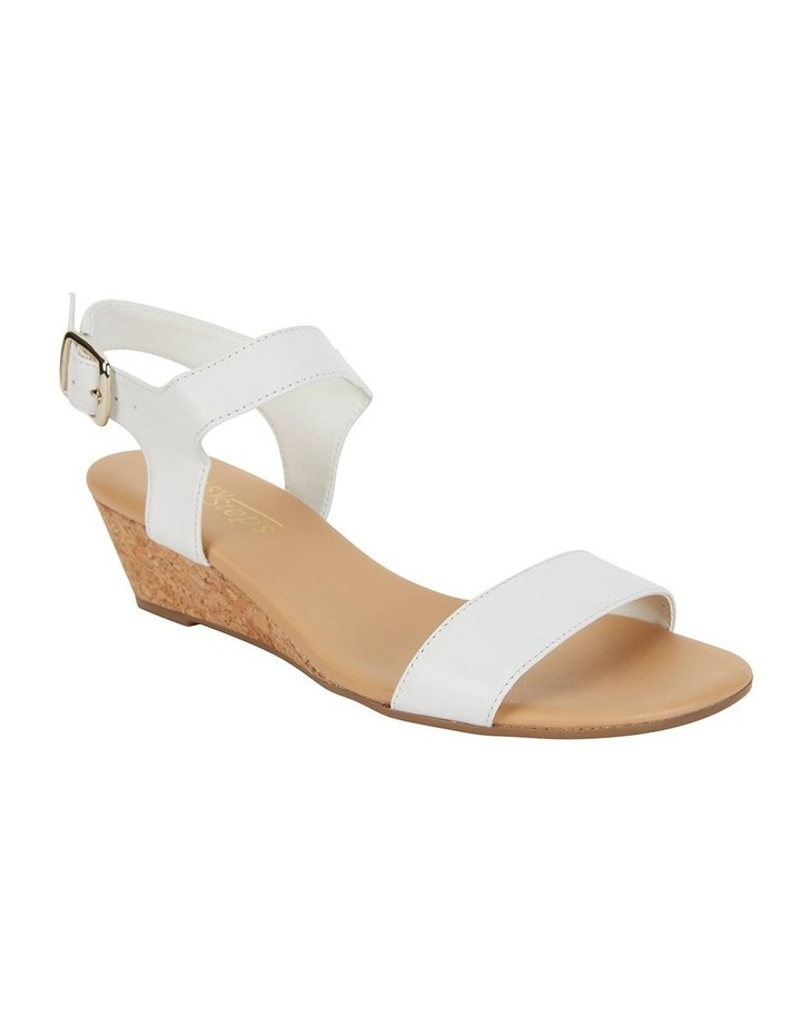 Cable White Glove Sandal image 2